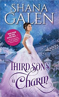 Review for Third Sons a Charm by Shana Galen