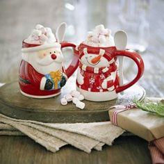 Christmas mugs-