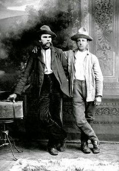 Paul Verlaine et Arthur Rimbaud.                              …