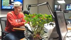 Before rooting on his NC State Wolfpack in the NCAA Tournament, Scotty stopped by our studios and called one lucky listener to give him tickets and meet and greet passes to his upcoming concert at Clark State in April!