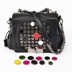 14251483ced Second-Hand Designer Shoulder Bag » Blue Spinach