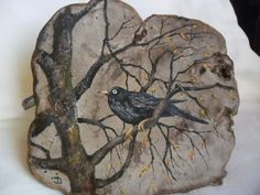 Painted Stone...