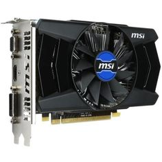 MSI AMD Radeon R7 200 Series GDDR3-SDRAM  — 4890 руб. —  Тип памяти графического адаптера GDDR3 , Разработчик видеопроцессора AMD , Интерфейс PCI-E 16x 3.0