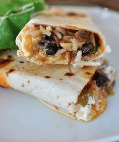 Cooking Pinterest: Crispy Southwest Chicken Wraps Recipe