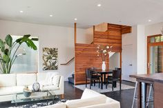 60th Street - contemporary - living room - san francisco - baranstudio : architecture
