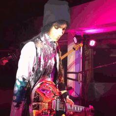 Prince in St. Bart's 4 NYE 2015
