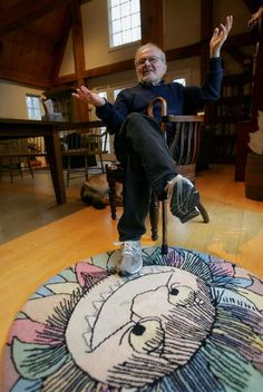 RIP Maurice Sendak.