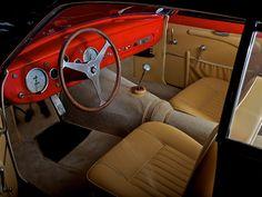 1954Maserati A6G 2000 coupe / carinteriors