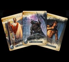 Game Card Design, Tabletop Games, Design Reference, Trading Cards, Card Games, Design Inspiration, Layout, Animation, Board