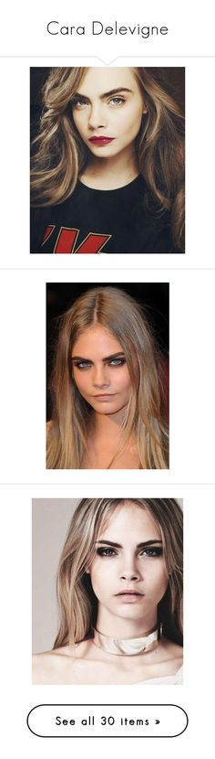 """Cara Delevigne"" by emma-frost-98 ❤ liked on Polyvore featuring cara delevingne, people, cara, pictures, cara delevigne, models, makeup, beauty products, face makeup and accessories"