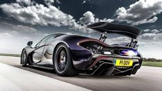 McLaren P1. This car is amazing. #McLarenCar