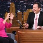 """Comedy Alert!  Jimmy Fallon asks Hillary, """"Do You Have Too Much Experience to Become President?"""""""