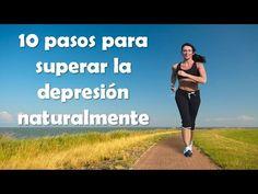 10 pasos para superar la depresión naturalmente