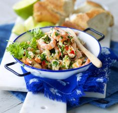 Chili Lime, Shrimp, Salsa, Appetizers, Mexican, Fish, Dinner, Ethnic Recipes, Dining