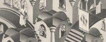 MC Escher museum, The Hague