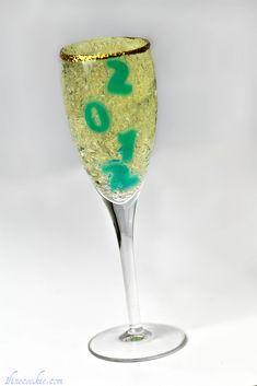 Champagne jello shots - NYE