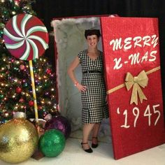 1940s White Christmas Ball  2012