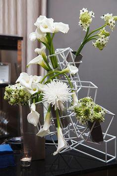 56 Geometric Wedding Ideas That Inspire   HappyWedd.com