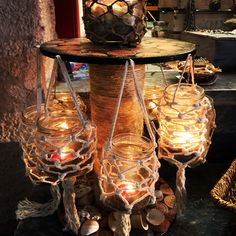 Hanging Mason Jars, Arts And Crafts, Handmade, Beautiful, Hanging Jars, Hand Made, Art And Craft, Art Crafts, Handarbeit