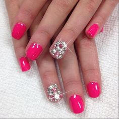 """""""Love yourself and treat yourself to a diamond. Why? Because I said so """" Photo taken by @professionalnailss on Instagram, pinned via the InstaPin iOS App! http://www.instapinapp.com (03/09/2016)"""