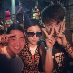 G-Dragon @ Ultra Music Festival Pool Party