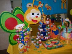 Página de Greisy Nathali - FIESTAIDEAS.com Fiestas Party, Ideas Para Fiestas, Barbie Em Paris, Baby Shower, Holidays And Events, Little Babies, Party Planning, First Birthdays, Birthday Cake