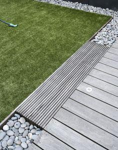 Greening and designing the roof terrace - Practical planting plan for the perfect roof garden - Terrasse - garten dekore Backyard Patio, Backyard Landscaping, Garden Screening, Bamboo Screening, Screening Ideas, Planting Plan, Artificial Turf, Garden Spaces, Garden Inspiration