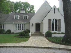 Nashville Traditional Exterior Design Ideas, Pictures, Remodel and Decor