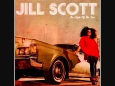 Jill Scott kicks it old school on her The Light of the Sun album cover. Rocking big hair and big shades alongside a classic car, Jill looks every bit retro-inspired. Soul Music, Her Music, Jill Scott Albums, Paul Wall, Anthony Hamilton, Thing 1, Neo Soul, Hello Beautiful, Beautiful Voice