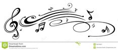 Music, Music Notes, Clef Stock Image - Image: 33576601