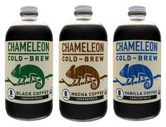 Chameleon Cold-Brew Coffee Is a Quick Way to Your Coffee Fix - Pam K