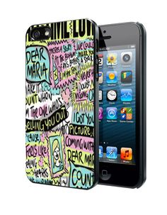 All Time Low Quotes Samsung Galaxy S3 S4 S5 Note 3 Case, Iphone 4 4S 5 5S 5C Case, Ipod Touch 4 5 Case