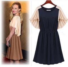 New-hot-women-summer-dress-fashion-cozy-cloth-summer-dress-2014-elegant-summer-dress-font-b.jpg 457×450 pixels