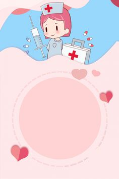 Medical Wallpaper, Nursing Wallpaper, Gata Marie, Medical Posters, Nurse Art, Medical Background, Pharmacy Design, Cute Nurse, Valentine's Day Poster