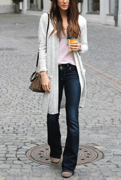 Jeans wash/color/cut and general casual outfit style