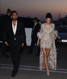 These two know how to make an entrance!! #family #love #cannes2016 #cannesfilmfestival @letthelordbewithyou @kendalljenner @chopard