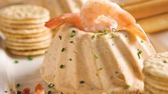 Shrimp and smoked salmon mousse - Caty's recipes - Seafood Recipes Seafood Appetizers, Best Appetizers, Seafood Recipes, Appetizer Recipes, Cooking Recipes, Salmon Mousse Recipes, Smoked Salmon Mousse, Shrimp Mousse Recipe, Fish Dishes