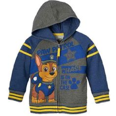 Paw Patrol Hoodie Toddler Size: 2T - Mercari: Anyone can buy & sell