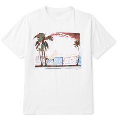 d3b517046721 Slim-Fit Striped Cotton T-Shirt   MR PORTER   MAN   Pinterest   Mr ...