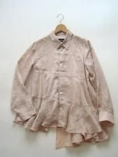 tricot COMME des GARCONS design shirt blouse beige pink SizeF JUNYA WATANABE F/S