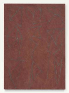 Brice Marden (b. 1938)  5 (Note to My Self)