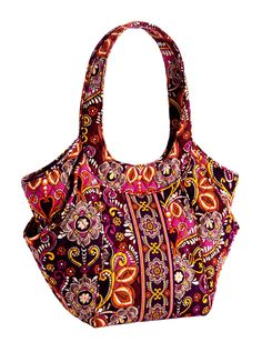 Vera Bradley Side by Side Boho tote in Safari Sunset.     Just bought this and can't wait to get it! LOVE!!