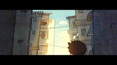 Canción de lluvia: El valor de la amistad a través de la historia de un niño y un zorro en la gran ciudad.