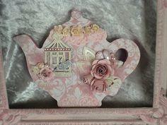 Teapot decor