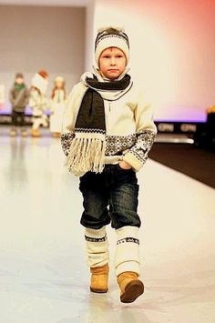 Modas y Modelos: Gakkard Ropa para Niños Moda Otoño Invierno 2012 2013 - CPM Kids Catwalk