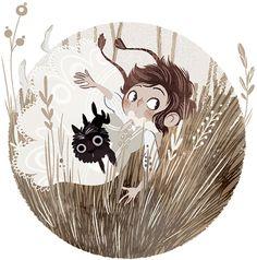 'O Mágico de Oz' sob o olhar da ilustradora colombiana Lorena Alvarez