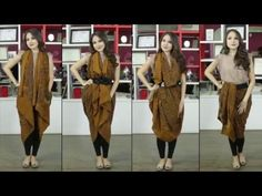 Tutorial Kain Batik With Paola Tambunan - YouTube