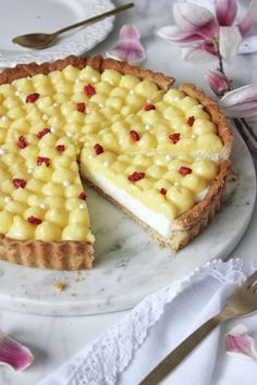 Tart Recipes, Dessert Recipes, Dinner Recipes, Good Food, Yummy Food, No Bake Cake, Food To Make, Food And Drink, Sweets