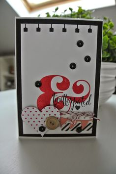 You plus Me, Stacked With Love Stampin Up by Cards and Scrapping