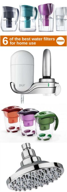 with the help of a filter your water at home can taste much better than